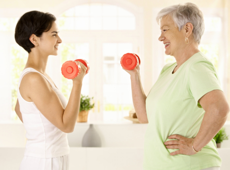 Exercising at an Advanced Age: The Advantages