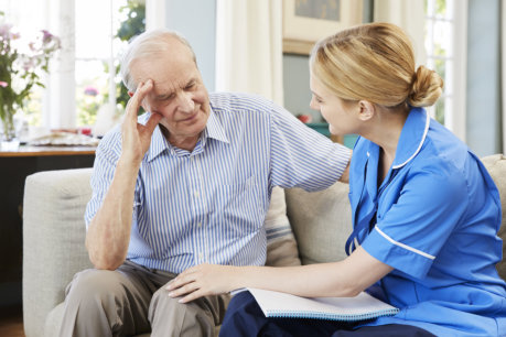 Dealing with the Most Challenging Dementia Behaviors